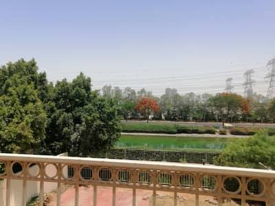 3 Bedroom Villa for Rent in The Springs, Dubai - Type 3E l Well - Maintained Villa l 3Bedroom With Study l In Spring 12 l With Lake View
