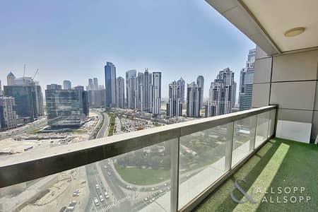 شقة 1 غرفة نوم للايجار في وسط مدينة دبي، دبي - Huge One Bed   Chiller Free   Available