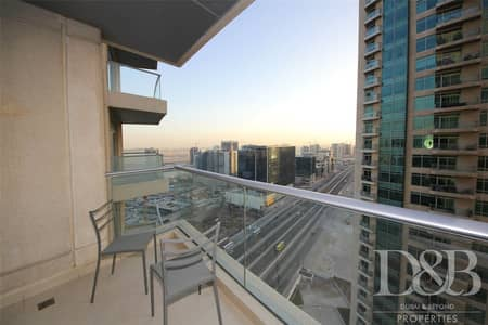 1 Bedroom Apartment for Rent in Downtown Dubai, Dubai - Elegant 1 bed | High Floor | Chiller Free