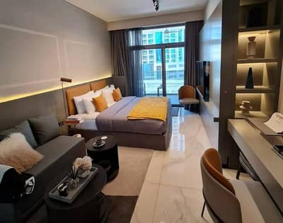 Brand new | Furnished| Ready to move in | Studio