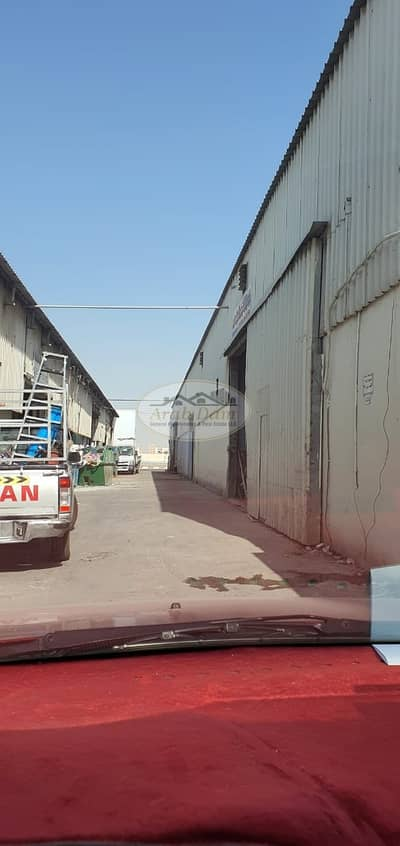 Industrial Land for Sale in Mussafah, Abu Dhabi - Good deal **** Land for sale in Abu Dhabi - Al  Mussafah - Good location