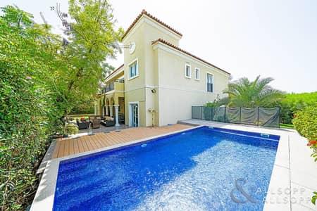 فیلا 5 غرف نوم للايجار في جرين كوميونيتي، دبي - Family Villa | Pool | Upgraded Kitchen