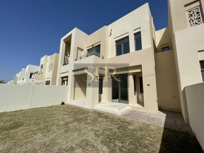3 Bedroom Townhouse for Sale in Reem, Dubai - EMAAR MIRA OASIS REEM TYPE I RENTED 3B/R+M