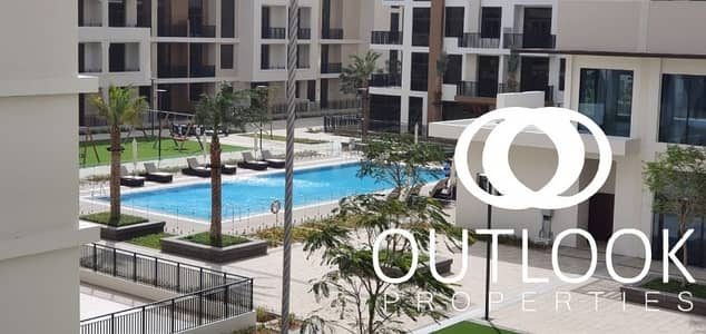 2 Bedroom Apartment for Sale in Town Square, Dubai - Urgent For Sale | 2BR with Park View | L-Shape