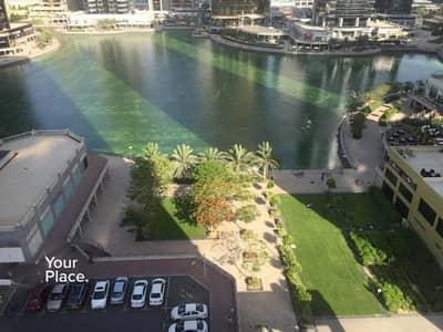 فلیٹ 3 غرف نوم للبيع في أبراج بحيرات الجميرا، دبي - Lake View - Next Metro - Investor Deal