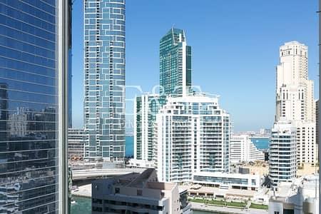 Studio for Rent in Dubai Marina, Dubai - Large Studio | Vacant from 1st July | Unfurnished