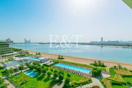 شقة 2 غرفة نوم للبيع في نخلة جميرا، دبي - The 8 | High Floor | 2 Bedroom | Incredible View