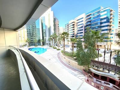1 Bedroom Flat for Rent in Dubai Marina, Dubai - Fully Furnished | 1BR | Pool View | Chiller Free