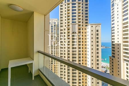 2 Bedroom Flat for Rent in Jumeirah Beach Residence (JBR), Dubai - Sea View | Highly Upgraded | One of Kind | 2 BR