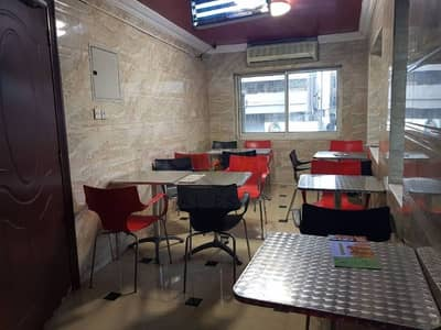 Running Cafeteria For rent In Meena Bazar