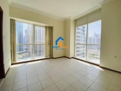 شقة 1 غرفة نوم للايجار في أبراج بحيرات الجميرا، دبي - AMAZING UNFURNISHED  1BHK  IN MAG 214 JLT