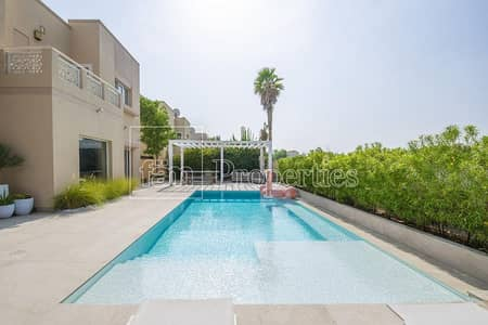 5 Bedroom Villa for Sale in The Meadows, Dubai - Fully Renovated   Type 13   Lake View