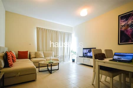1 Bedroom Apartment for Sale in The Greens, Dubai - Vacant on Transfer | Community View | Spacious