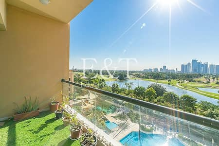 3 Bedroom Apartment for Sale in The Views, Dubai - 5% ROI | 3 Beds With Study | Golf Course View