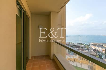 3 Bedroom Flat for Rent in Jumeirah Beach Residence (JBR), Dubai - Fabulous 3 BR | Partial Sea View | Ready to Move