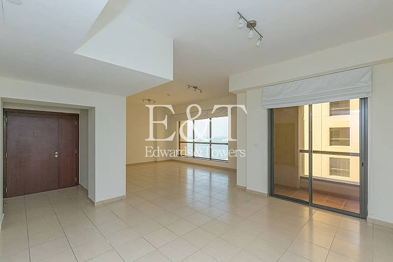 2 Fabulous 3 BR | Partial Sea View | Ready to Move