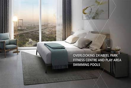1 Bedroom Apartment for Sale in Bur Dubai, Dubai - No Commission Skyline View Vida Zaabeel