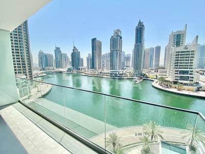 فلیٹ 3 غرف نوم للايجار في دبي مارينا، دبي - Marina View / Luxury Living / Marina View