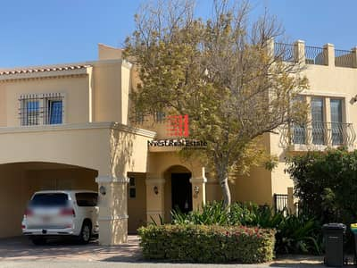 فیلا 4 غرف نوم للبيع في دبي لاند، دبي - Fully Upgraded/Corner 4 Bedroom Villa/Private Swimming pool/Al Waha Dubailand