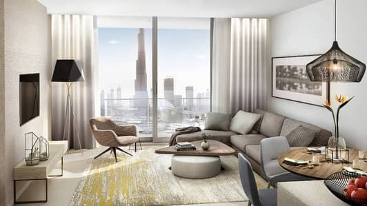 2 Bedroom l Full Burj Khalifa & Fountain View.