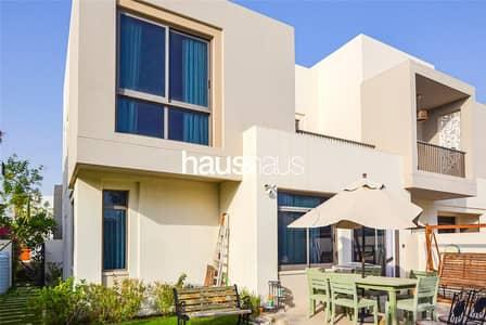 تاون هاوس 4 غرف نوم للايجار في تاون سكوير، دبي - Vacant   Large Corner Plot   Close to Entrance