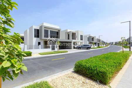 3 Bedroom Villa for Rent in Dubai Hills Estate, Dubai - Available in August   3 beds plus maids room   Type E1