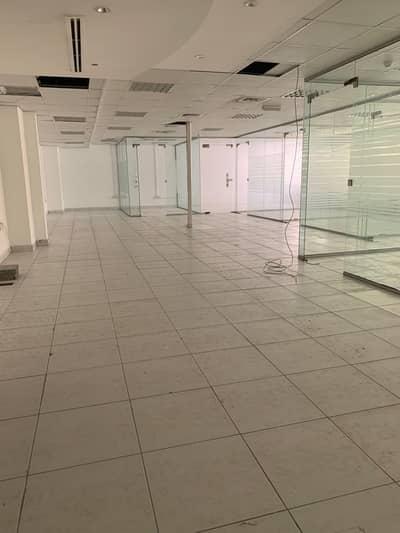 Office for Rent in Al Mamzar, Dubai - Office Space in opposite Al Mulla Plaza