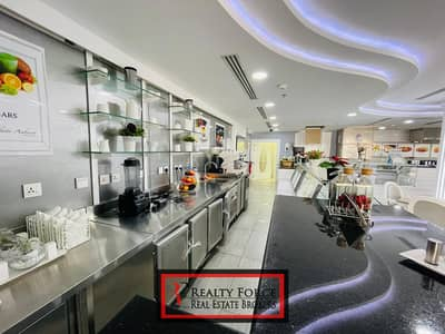 Shop for Rent in Jumeirah Lake Towers (JLT), Dubai - FULLY EQUIPPED |  A GRADE RESTAURANT |  WITH FURNITURE