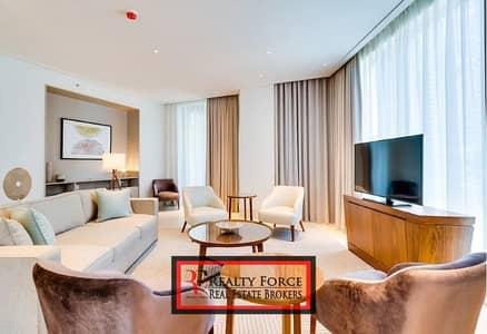 فلیٹ 3 غرف نوم للبيع في وسط مدينة دبي، دبي - PRICE REDUCED | 3BR+MAID'S | BURJ KHALIFA VIEW