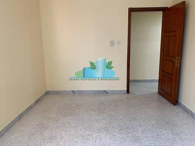 2 Bedroom Apartment for Rent in Hamdan Street, Abu Dhabi - Charming 2 BHK Balcony Big Hall-room 4 chqs