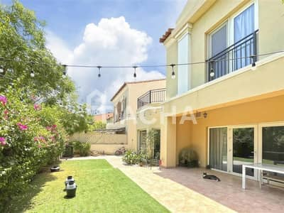 3 Bedroom Townhouse for Sale in Green Community, Dubai - Exclusive / Delightful Single Row Home. Call Dimple