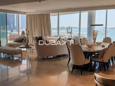 4 Bedroom Penthouse for Sale in Palm Jumeirah, Dubai - Best Unit