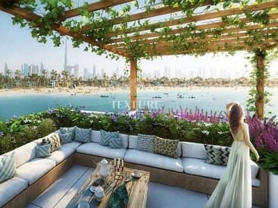 فیلا 5 غرف نوم للبيع في جميرا، دبي - Exclusive 5 Bedroom | Waterfront | Private Yard | Best Deal