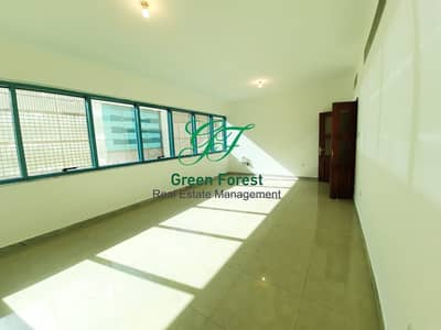 2 Bedroom Apartment for Rent in Al Markaziya, Abu Dhabi - 6 Payments // Basement Parking  Sunlight  Bright unit available along balcony