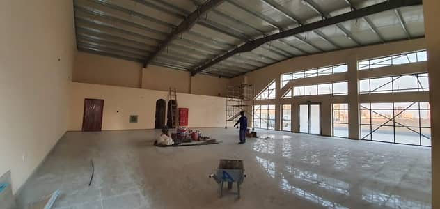 معرض تجاري  للايجار في الجرف، عجمان - معرض تجاري في الجرف 3 الجرف 110000 درهم - 5174179