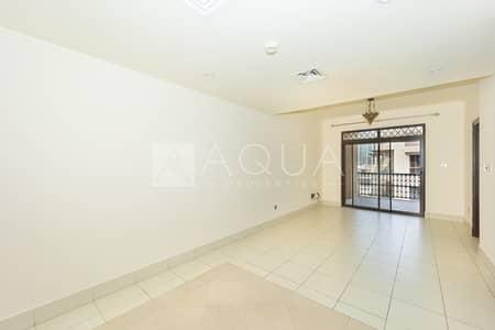 1 Bedroom Flat for Rent in Old Town, Dubai - Burj Khalifa View   Chiller Free   Balcony