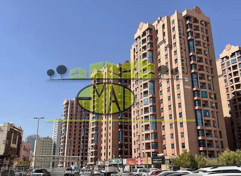 شقة في أبراج النعيمية النعيمية 3 غرف 420000 درهم - 4775999