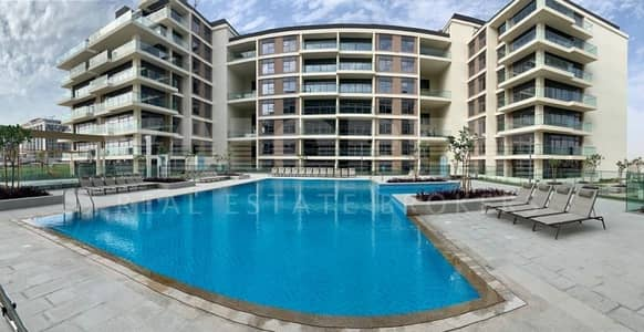 1 BR Apartment with Private Patio in Dubai Hills at Mulberry Building