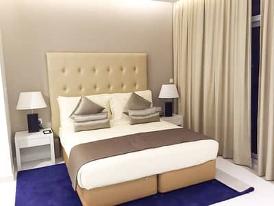 Studio for Rent in Business Bay, Dubai - Canal View   Furnished Studio   Luxury Serviced