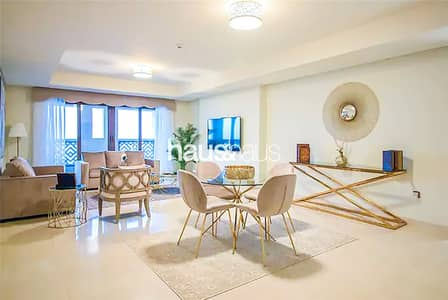 2 Bedroom Apartment for Sale in Palm Jumeirah, Dubai - Beach Front Apartment | Vacant on Transfer