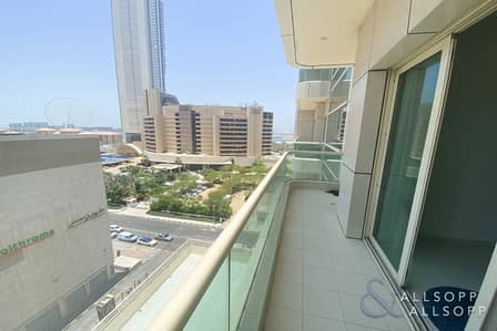 شقة 1 غرفة نوم للبيع في دبي مارينا، دبي - Vacant   Balcony   786 Sq. Ft.   1 Bedroom