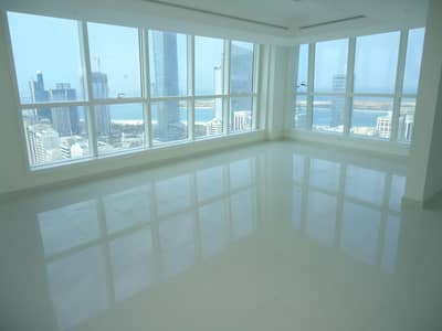 3 Bedroom Flat for Rent in Airport Street, Abu Dhabi - Luxurious 3 Master BR With 2 Parking+Facilities