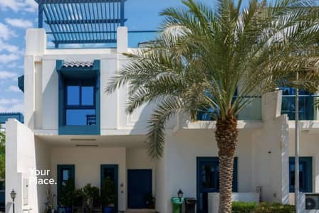 5 Bedroom Townhouse for Sale in Palm Jumeirah, Dubai - Sea View - Genuine Resale - Townhouse