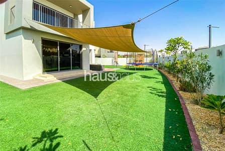 فیلا 3 غرف نوم للايجار في دبي هيلز استيت، دبي - Single row | Genuine | Huge Garden and Plot