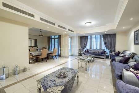 3 Bedroom Villa for Rent in Dubai Marina, Dubai - Well-kept and Huge Villa | Ready on July