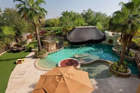 فیلا 5 غرف نوم للبيع في تلال الإمارات، دبي - Emirates Hills  Luxurious Villa Golf Course View