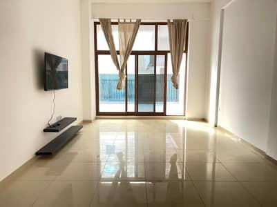 فلیٹ 1 غرفة نوم للايجار في قرية جميرا الدائرية، دبي - شقة في لايا رزيدنسز قرية جميرا الدائرية 1 غرف 50000 درهم - 5174855
