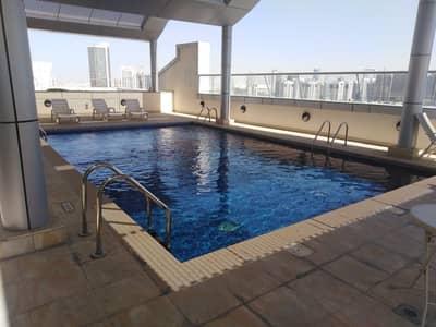 Studio for Rent in Dubai Sports City, Dubai - Large Studio With Golf View in Cricket