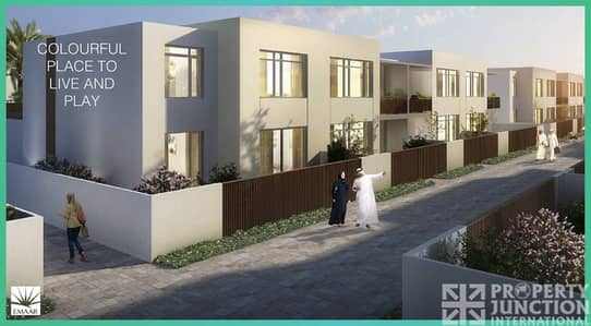 2 Bedroom Villa for Sale in Dubai South, Dubai - Affordable Urbana 2 Townhomes with Payment Plan