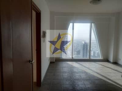 فلیٹ 1 غرفة نوم للايجار في شارع الشيخ زايد، دبي - Electricity free
